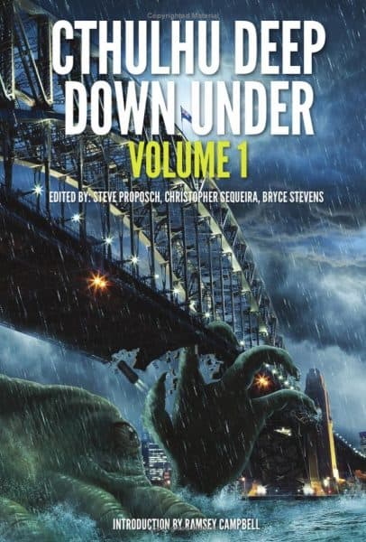 Cthulhu Deep Down Under Vol 1