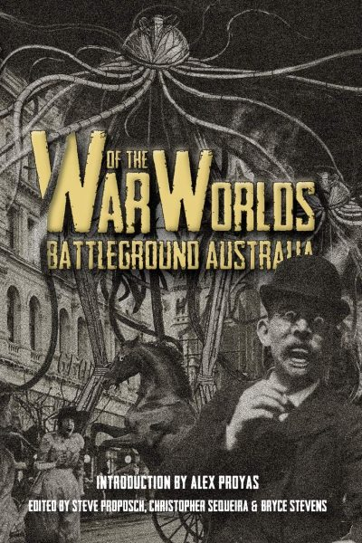 War of the Worlds Battleground Australia