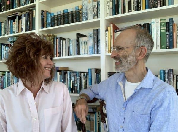 Janneen Webb and Andrew Enstice