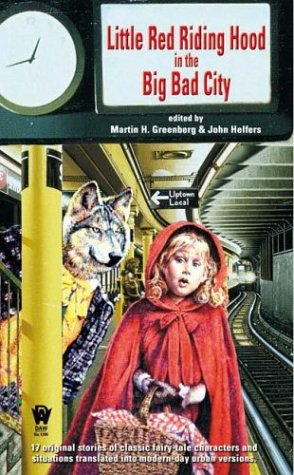 Little Red RidingHood in the Big Bad City