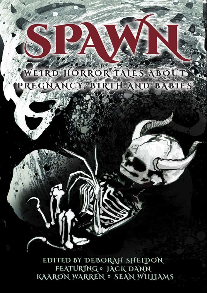Spawn front cover